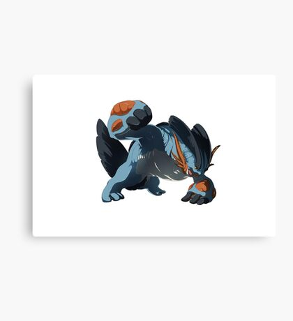 Pokemon - Mega Swampert Canvas Print