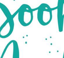 My book nook Sticker