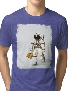 Space can be lonely Tri-blend T-Shirt