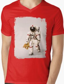 Space can be lonely Mens V-Neck T-Shirt
