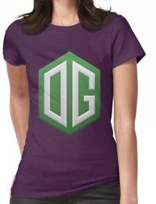 OG dota 2 Womens Fitted T-Shirt