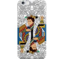 The kings of all cards iPhone Case/Skin