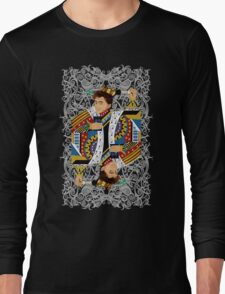The kings of all cards Long Sleeve T-Shirt