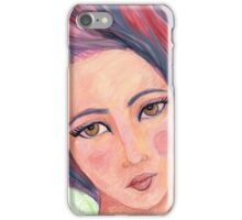 Dream Girl - Let Your Dreams Inspire Your Reality iPhone Case/Skin