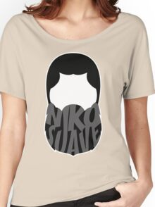 NIKO SUAVE! Women's Relaxed Fit T-Shirt
