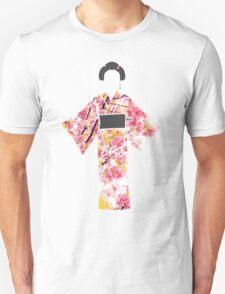 KIMONO in cherry blossom T-Shirt