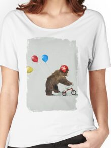 My first bike Women's Relaxed Fit T-Shirt
