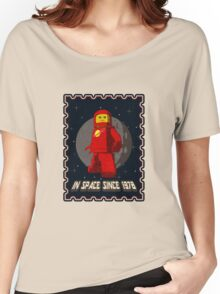 In space since 1978 RED Women's Relaxed Fit T-Shirt