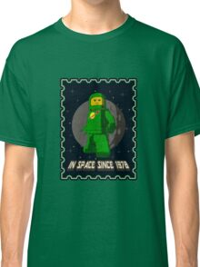 In space since 1978 GREEN Classic T-Shirt