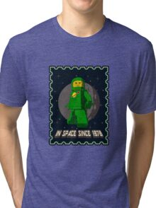 In space since 1978 GREEN Tri-blend T-Shirt