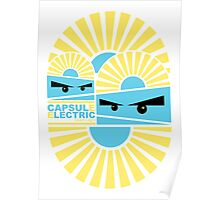 Capsule Electric Poster
