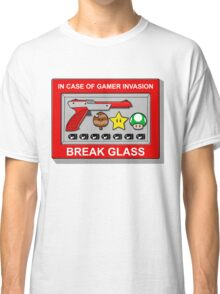 In case of Gamer Invasion Classic T-Shirt