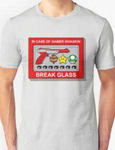 In case of Gamer Invasion T-Shirt