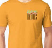 Earths Mightiest Heroes Unisex T-Shirt