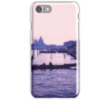 Venice, Italy. 1980. iPhone Case/Skin