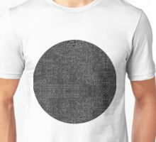 Uncoloured Crest 256R Unisex T-Shirt