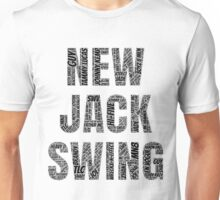 New Jack Swing Unisex T-Shirt