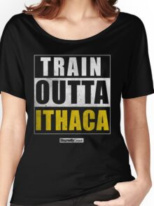 Straight Outta Parody Women's Relaxed Fit T-Shirt