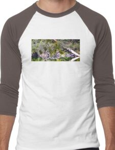 I Thought It was A Painting -  Men's Baseball ¾ T-Shirt
