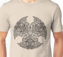 Uncoloured Crest 203 Unisex T-Shirt