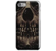 Dark Skull  iPhone Case/Skin