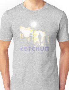 Ketchum Devil Hunter Unisex T-Shirt