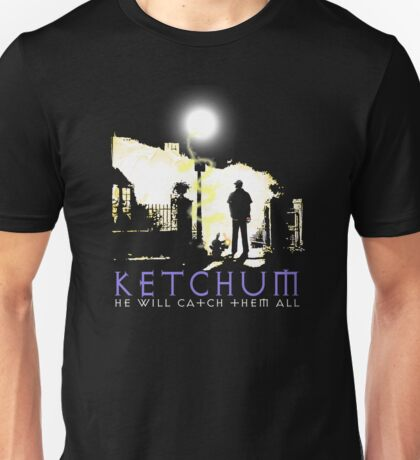 Ketchum Devil Hunter Unisex T-Shirt
