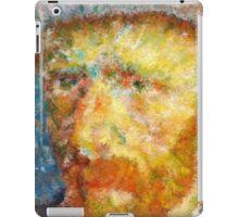 Vincent van Gogh Generative Portrait iPad Case/Skin
