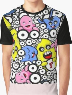 monster Graphic T-Shirt