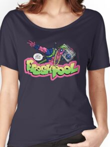 Fresh Pool (cool colors) Women's Relaxed Fit T-Shirt