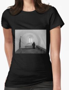 The Abbey Womens Fitted T-Shirt