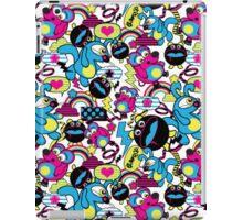 rabbit full colour iPad Case/Skin