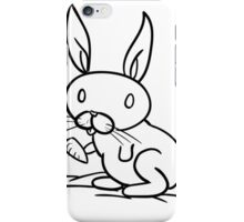 The Rabbit iPhone Case/Skin