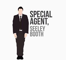 Special Agent Seeley Booth Unisex T-Shirt