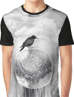 It's a Crow's World Graphic T-Shirt