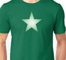 Green Star Unisex T-Shirt