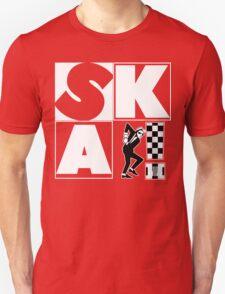 Rude Boy SKA Forever T-Shirt
