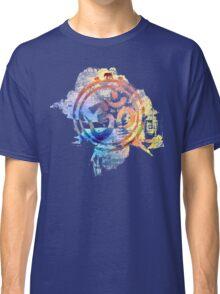 colorful ohm elephant logo Classic T-Shirt