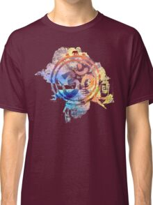 colorful ohm elephant logo Classic T-Shirt
