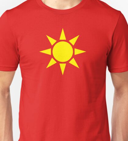 Yellow Sun Unisex T-Shirt