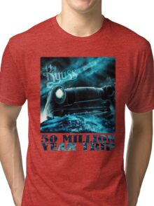 50 Million Year Trip Tri-blend T-Shirt
