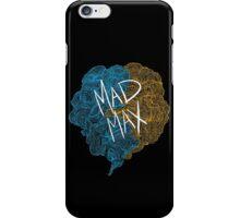 Mad Max Design (Transparent) iPhone Case/Skin
