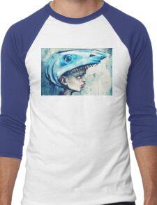 Being Damian Hirst Men's Baseball ¾ T-Shirt