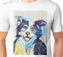 Boarder Collie Unisex T-Shirt