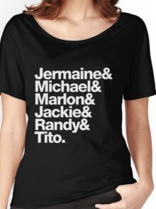 The Jacksons - Don't Forget About Randy! Women's Relaxed Fit T-Shirt