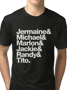 The Jacksons - Don't Forget About Randy! Tri-blend T-Shirt