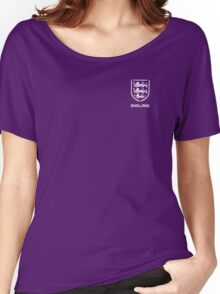 England Women's Relaxed Fit T-Shirt