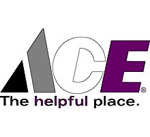 Ace: The Helpful Place Photographic Print