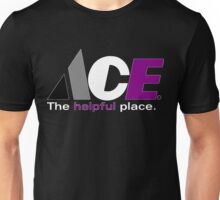 Ace: The Helpful Place Unisex T-Shirt