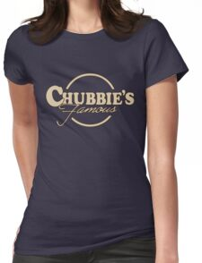 Chubbie's Famous, Philadelphia – Boy Meets World Womens Fitted T-Shirt